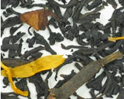 Pumpkin Spice Flavored Black Tea Leaves
