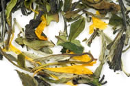 White Assam Tea Leaves