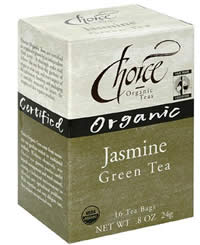 Choice Organics Jasmine Green Tea