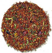 Chocolate Mint Rooibos Tea Leaves