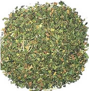 Organic Mountain Mint Tea Leaves
