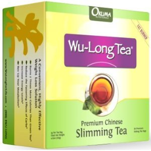 Okuma Nutritionals Wu-Long Oolong Tea