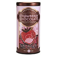 Republic of Tea Strawberry Chocolate