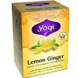 Yogi Teas Lemon Ginger Tea